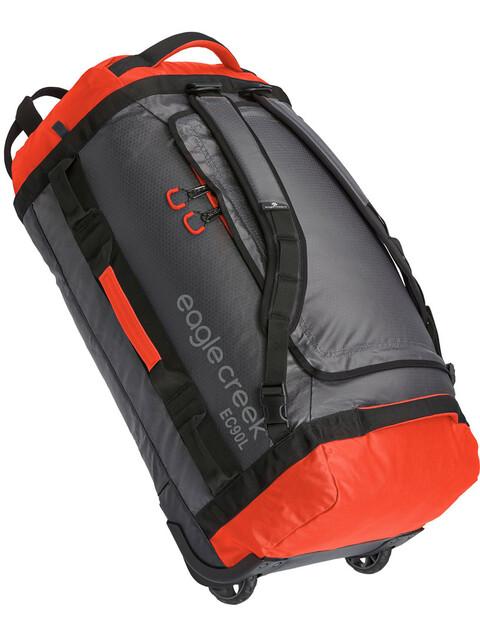 Eagle Creek Cargo Hauler - Sac de voyage - 90l gris/orange